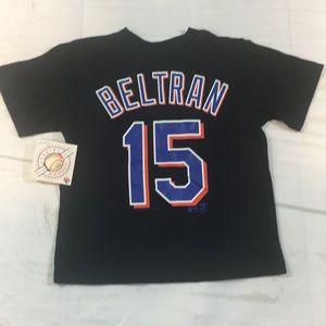 MLB Shirts & Tops - Official MLB kids NY Mets Graphic T Shirt NWT